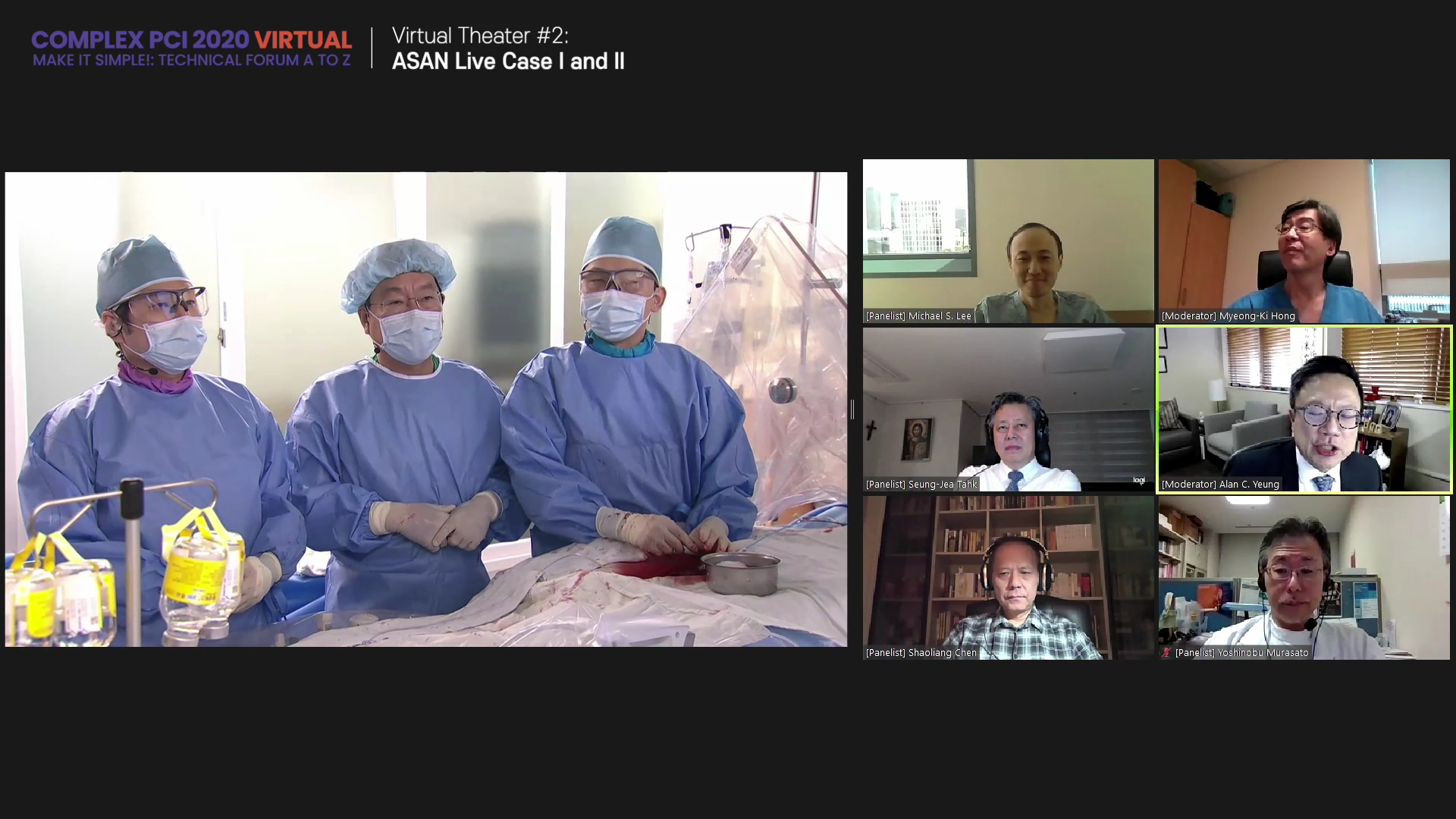 Virtual Theater #2: ASAN Live Case I and II
