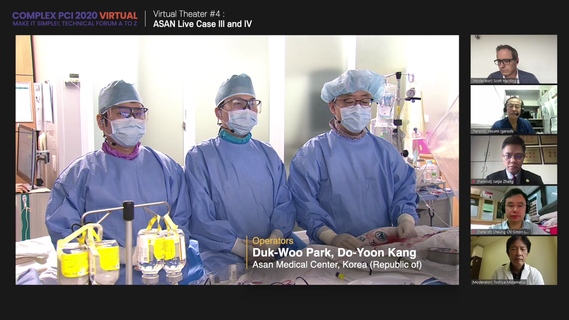 Virtual Theater #4: ASAN Live Case III and IV